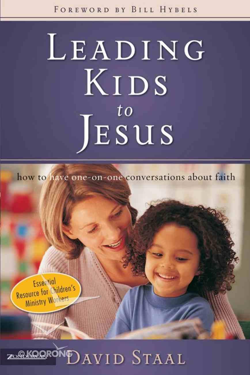 Leading Kids to Jesus eBook