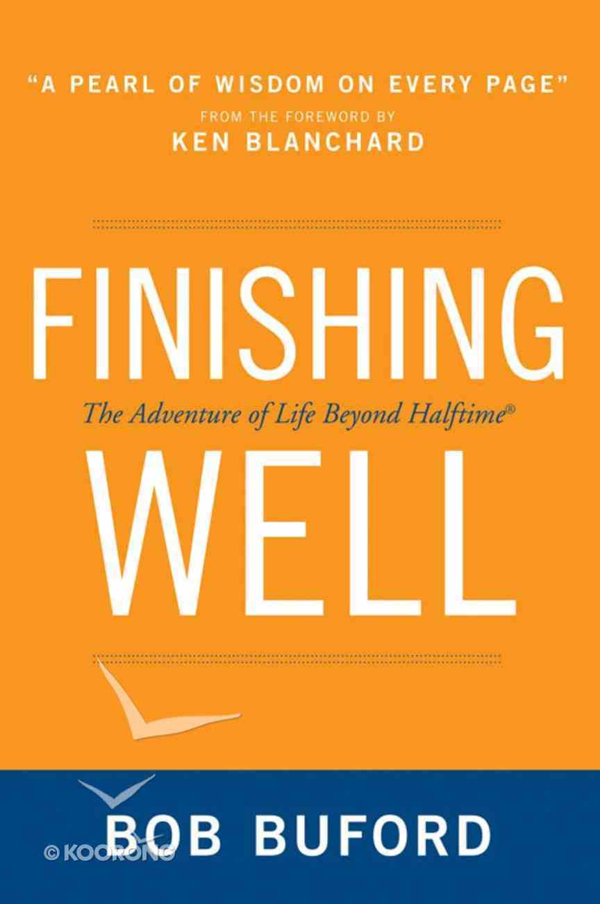 Finishing Well eBook