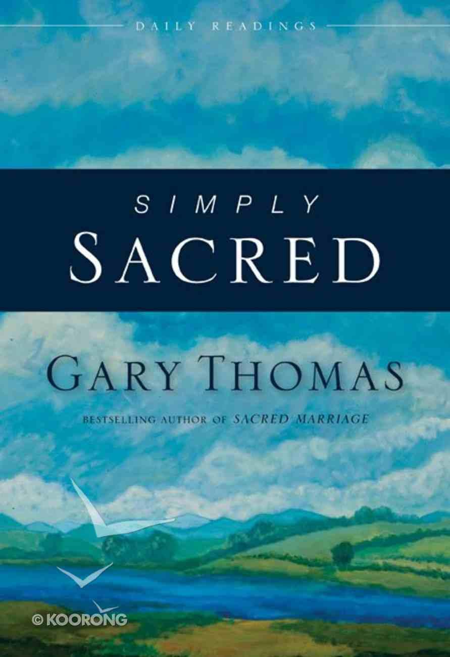 Simply Sacred eBook