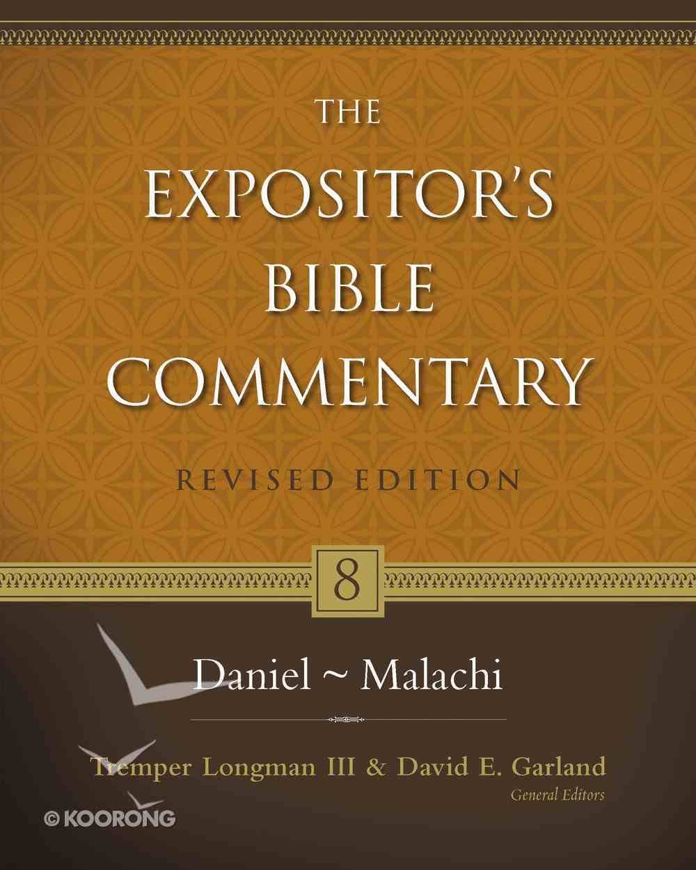 Daniel - Malachi (#08 in Expositor's Bible Commentary Revised Series) eBook