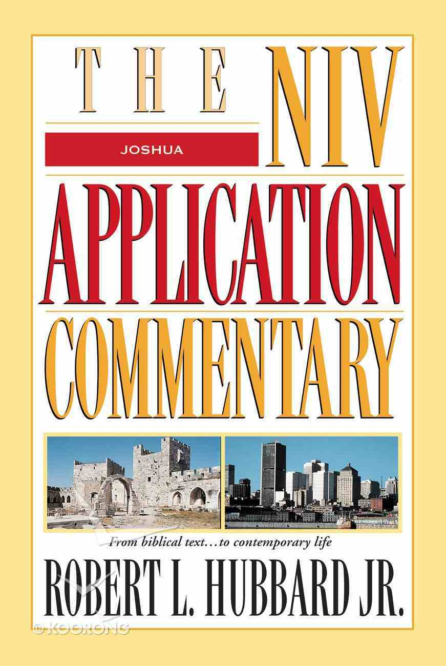 Joshua (Niv Application Commentary Series) eBook