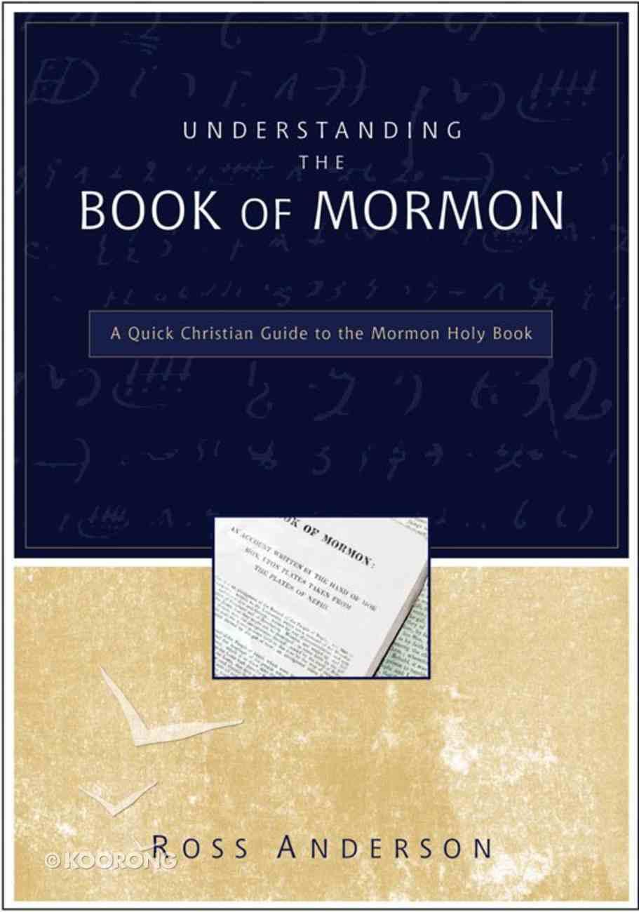 Understanding the Book of Mormon eBook
