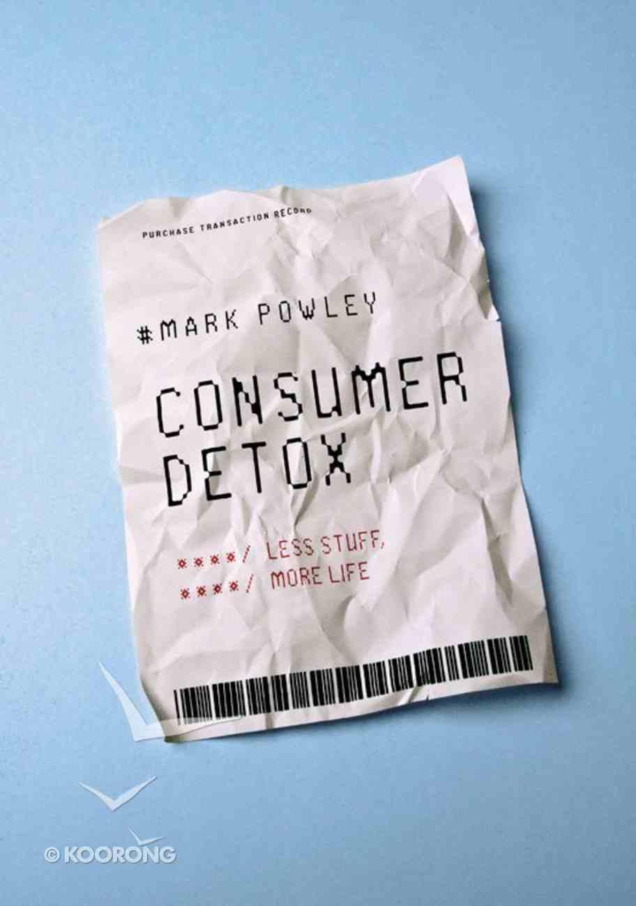 Consumer Detox eBook