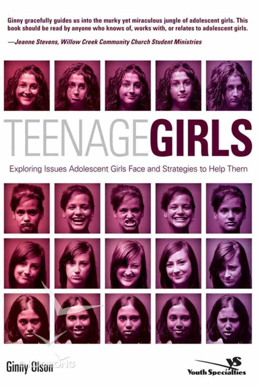 Teenage Girls eBook
