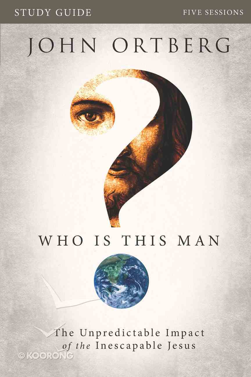 Who is This Man? (Study Guide) eBook