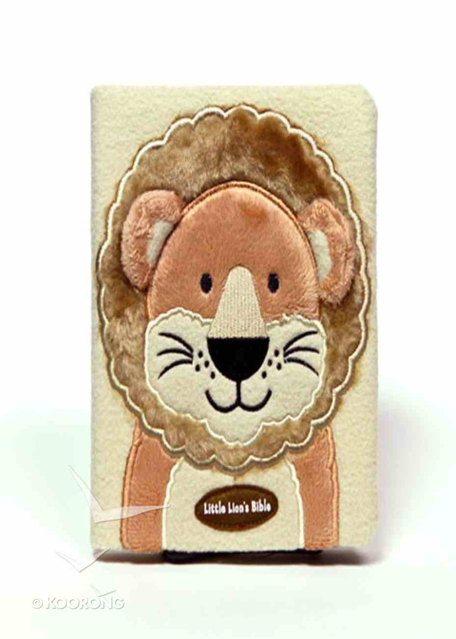 Little Lion's Bible Faux Fur eBook