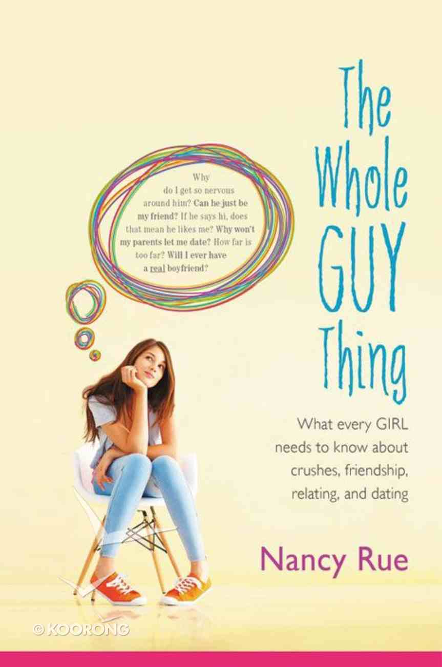 The Whole Guy Thing eBook