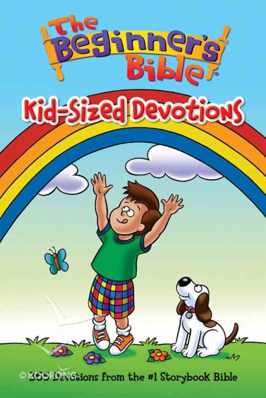 Kid-Sized Devotions (Beginner's Bible Series) eBook