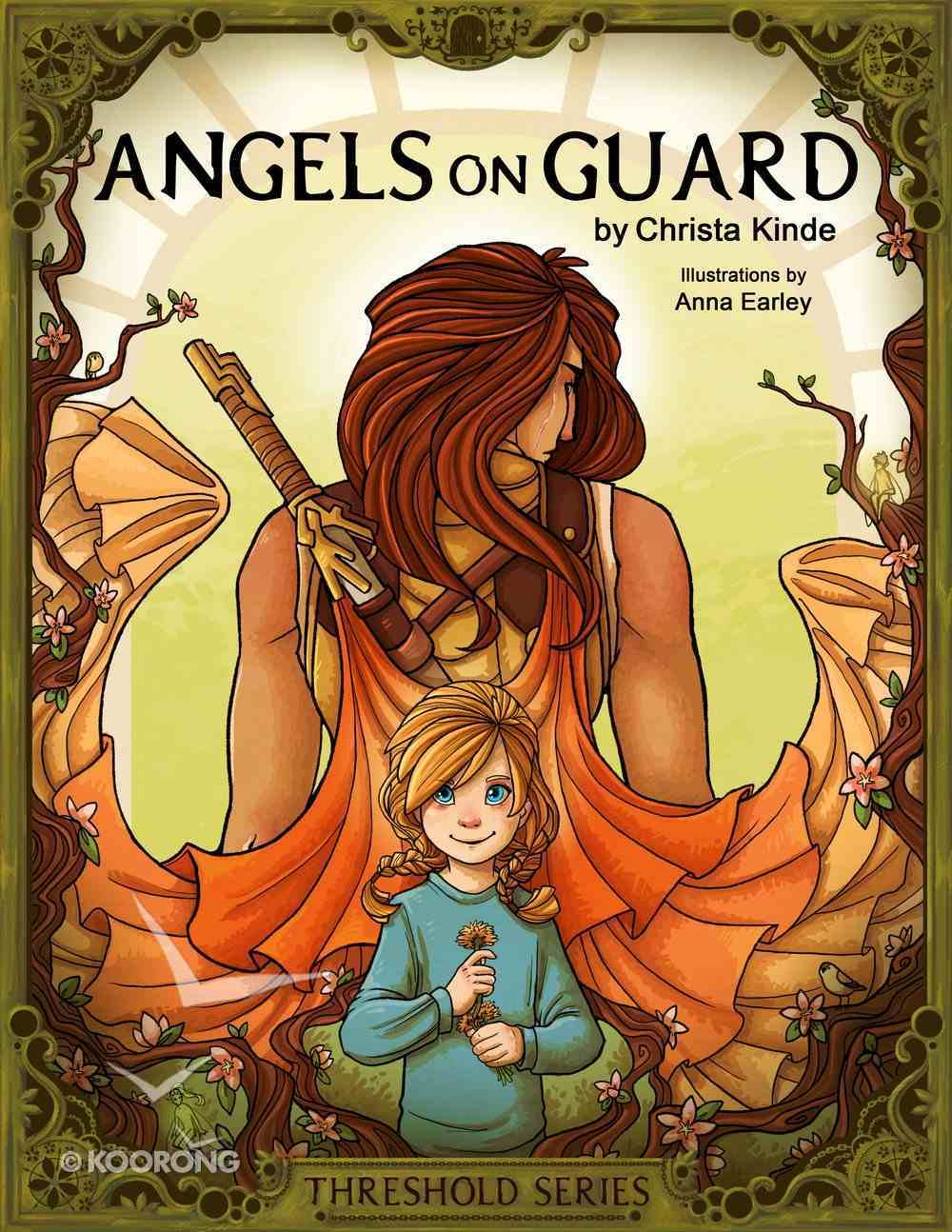 Angels on Guard (The Threshold Series) eBook