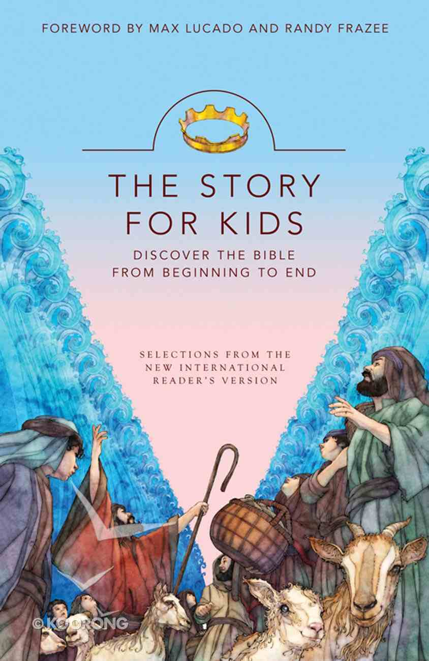 The Story of Jesus For Kids (The Story Series) eBook