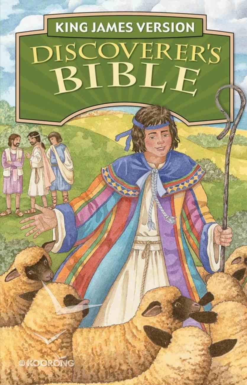 KJV Discoverer's Bible eBook
