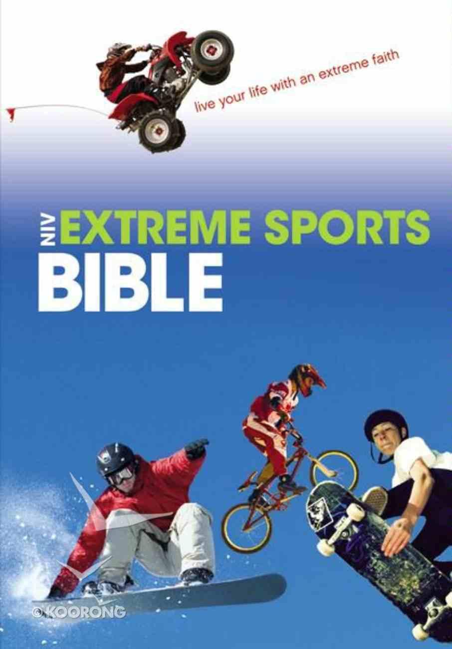 NIV Extreme Sports Bible (1984) eBook