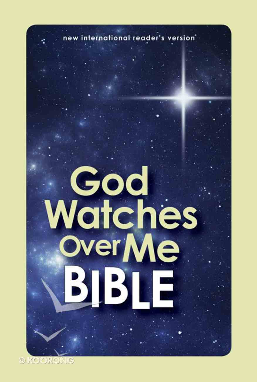 NIRV God Watches Over Me Bible eBook