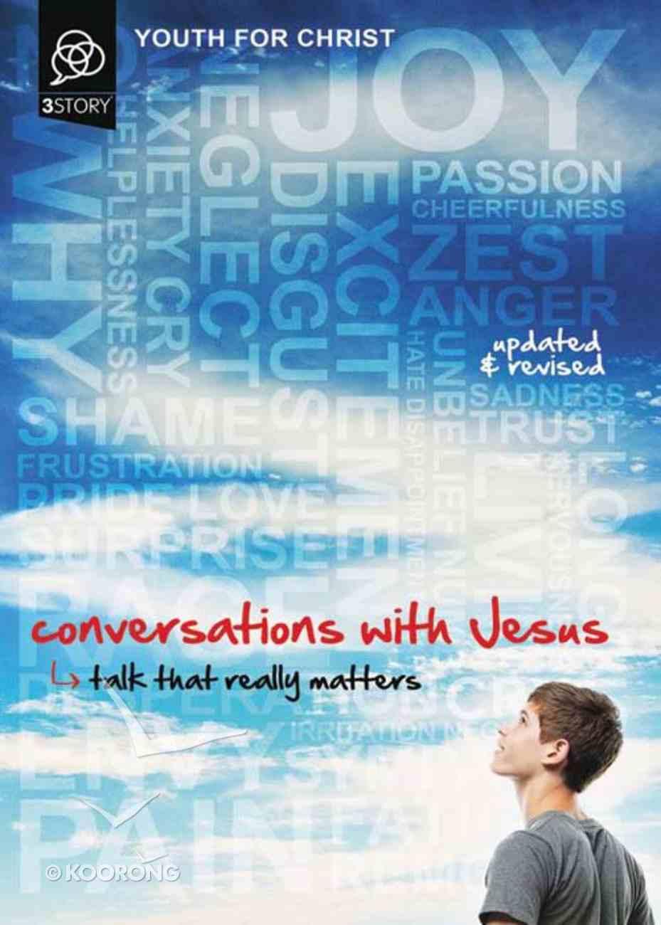 3 Story: Conversations With Jesus eBook