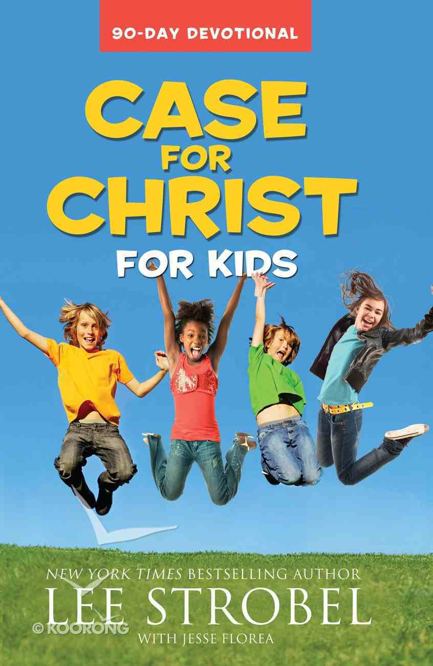 Case For Christ For Kids 90-Day Devotional eBook