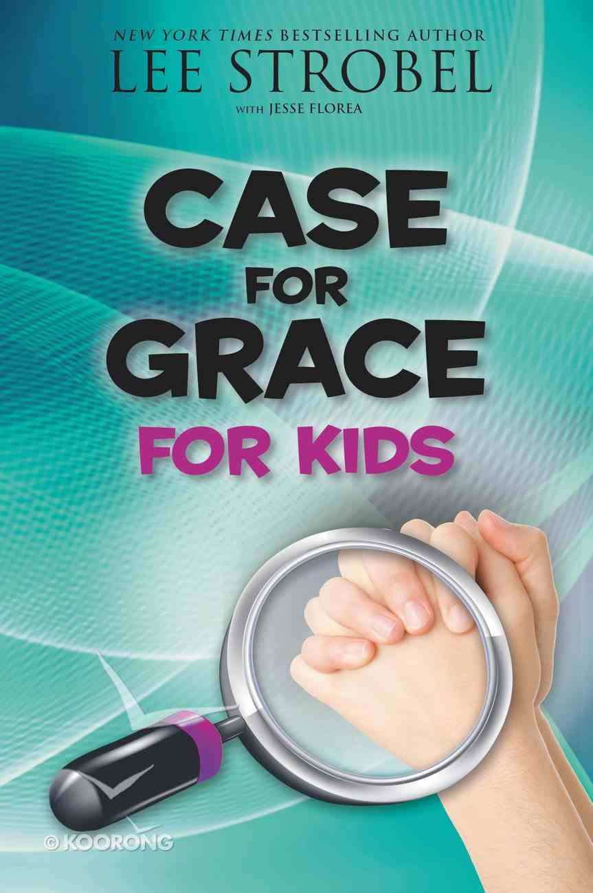 The Case For Grace For Kids eBook