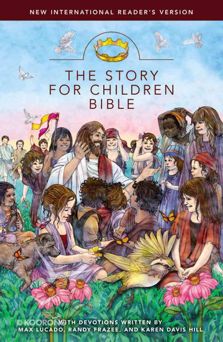 The NIRV Story For Children Bible eBook