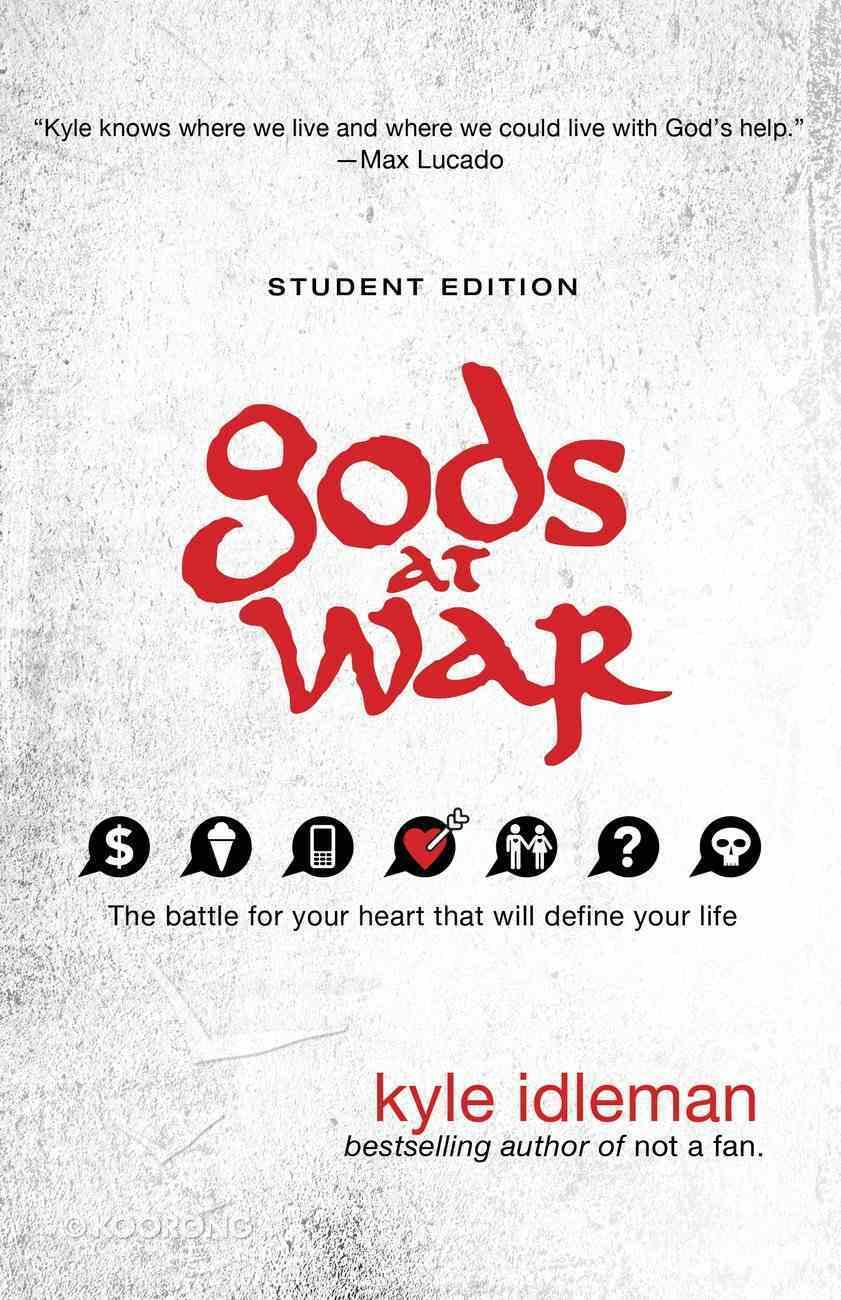 Gods At War Student Edition eBook