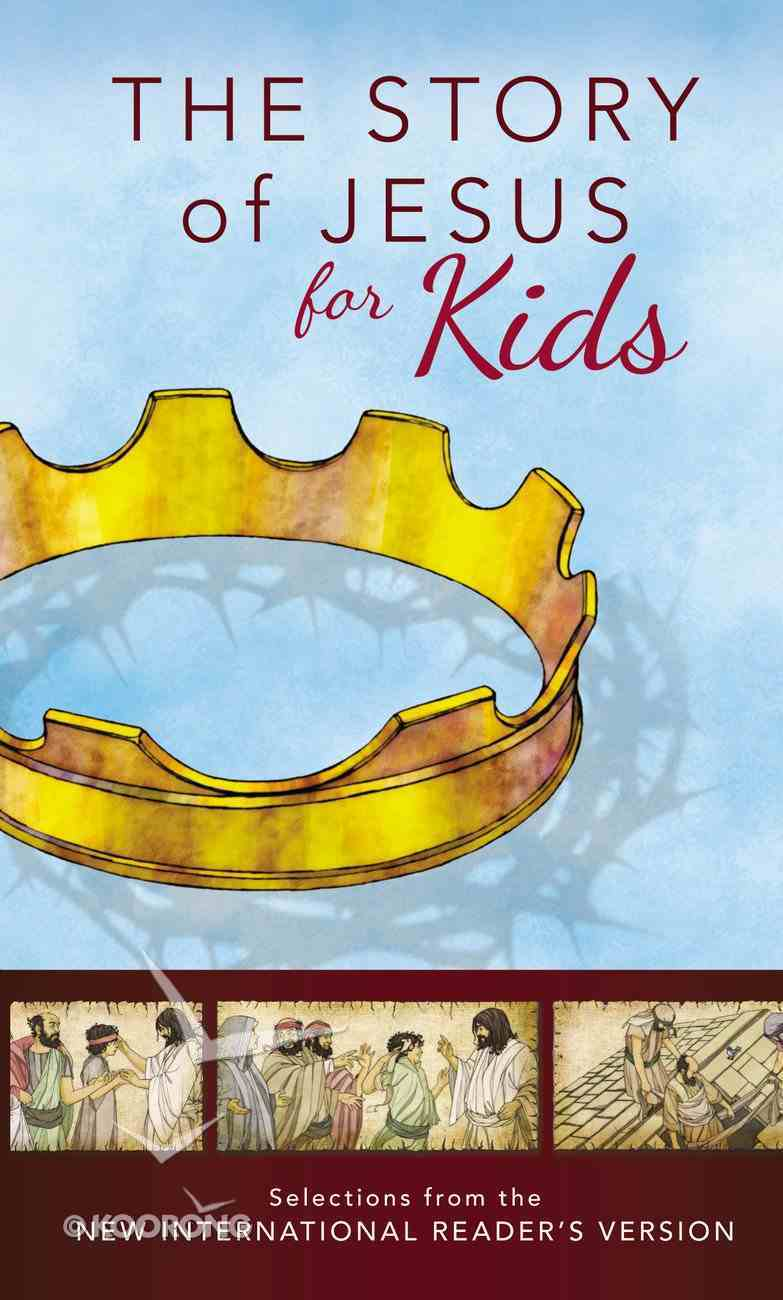 The Story of Jesus For Kids, NIRV eBook
