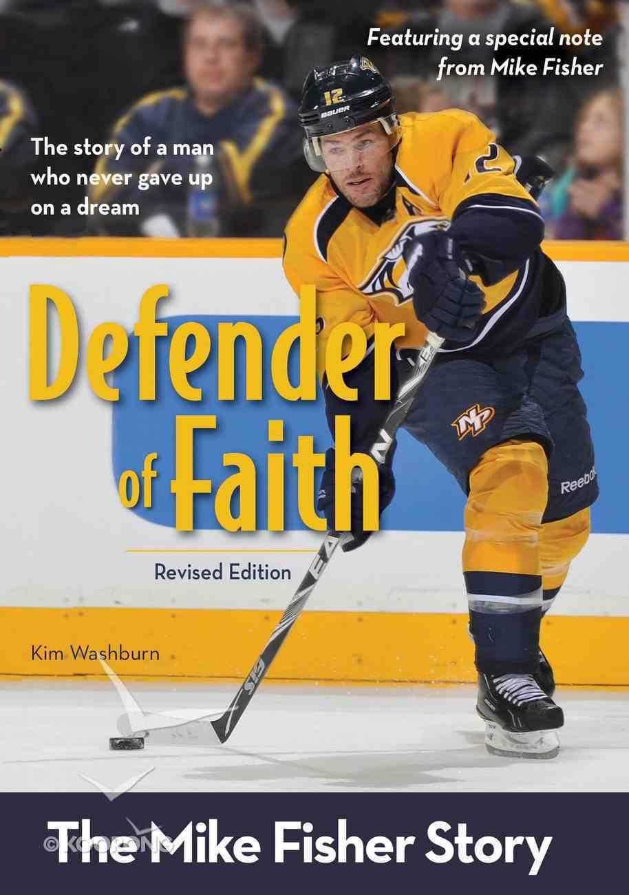 Defender of Faith, Revised Edition (Zonderkidz Biography Series (Zondervan)) eBook