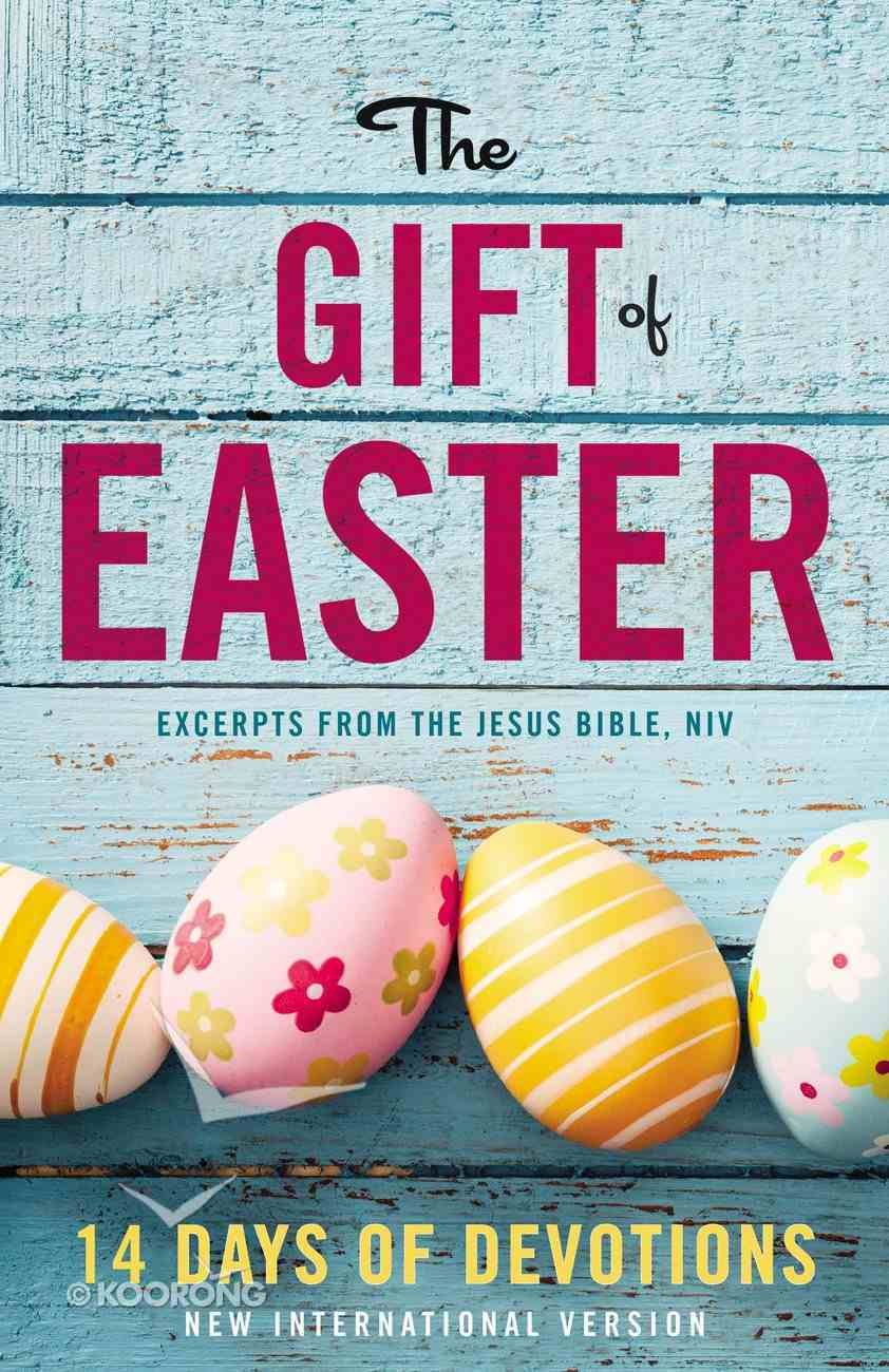 The Gift of Easter: 14 Days of Devotions eBook