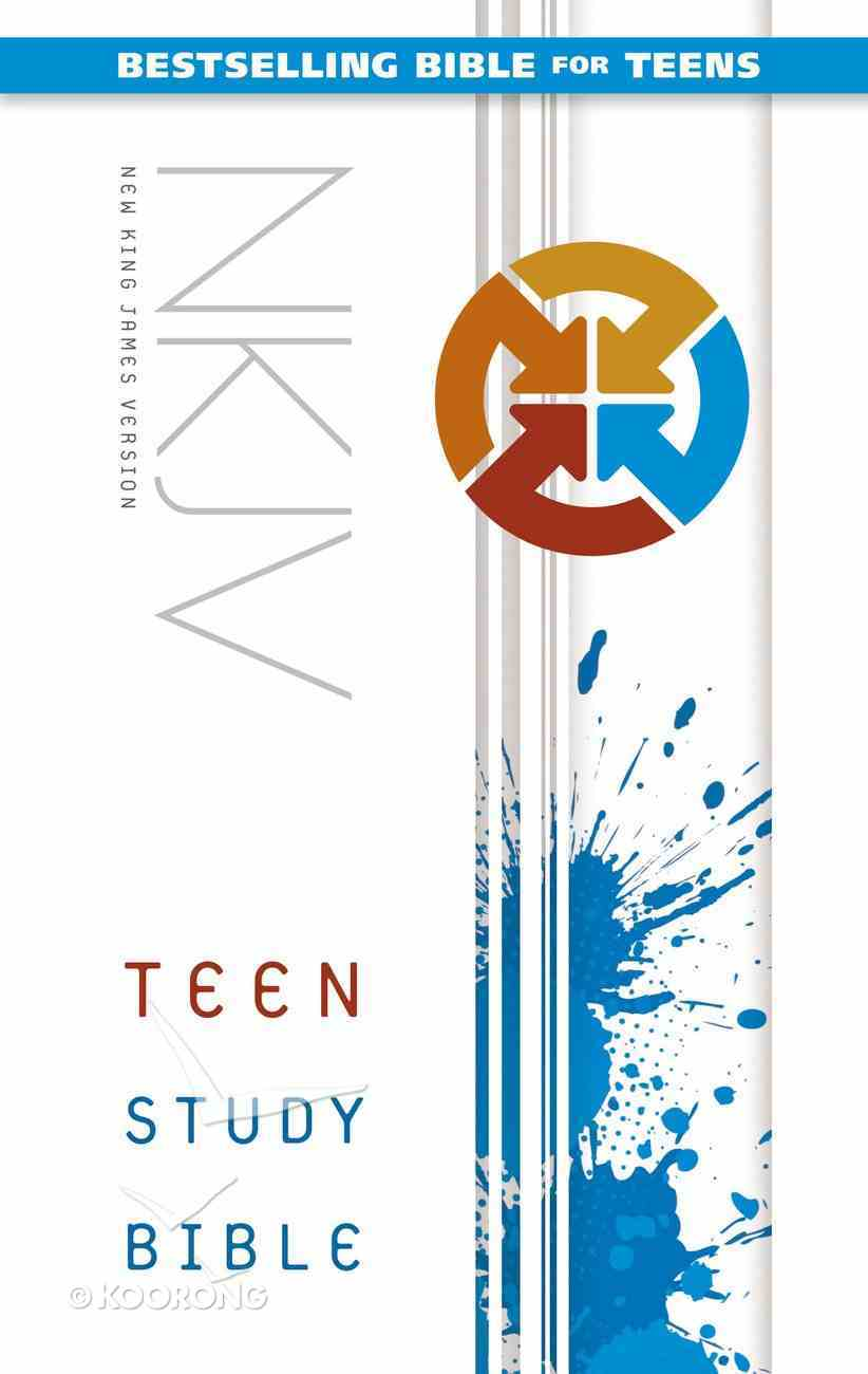 NKJV, Teen Study Bible, Ebook eBook