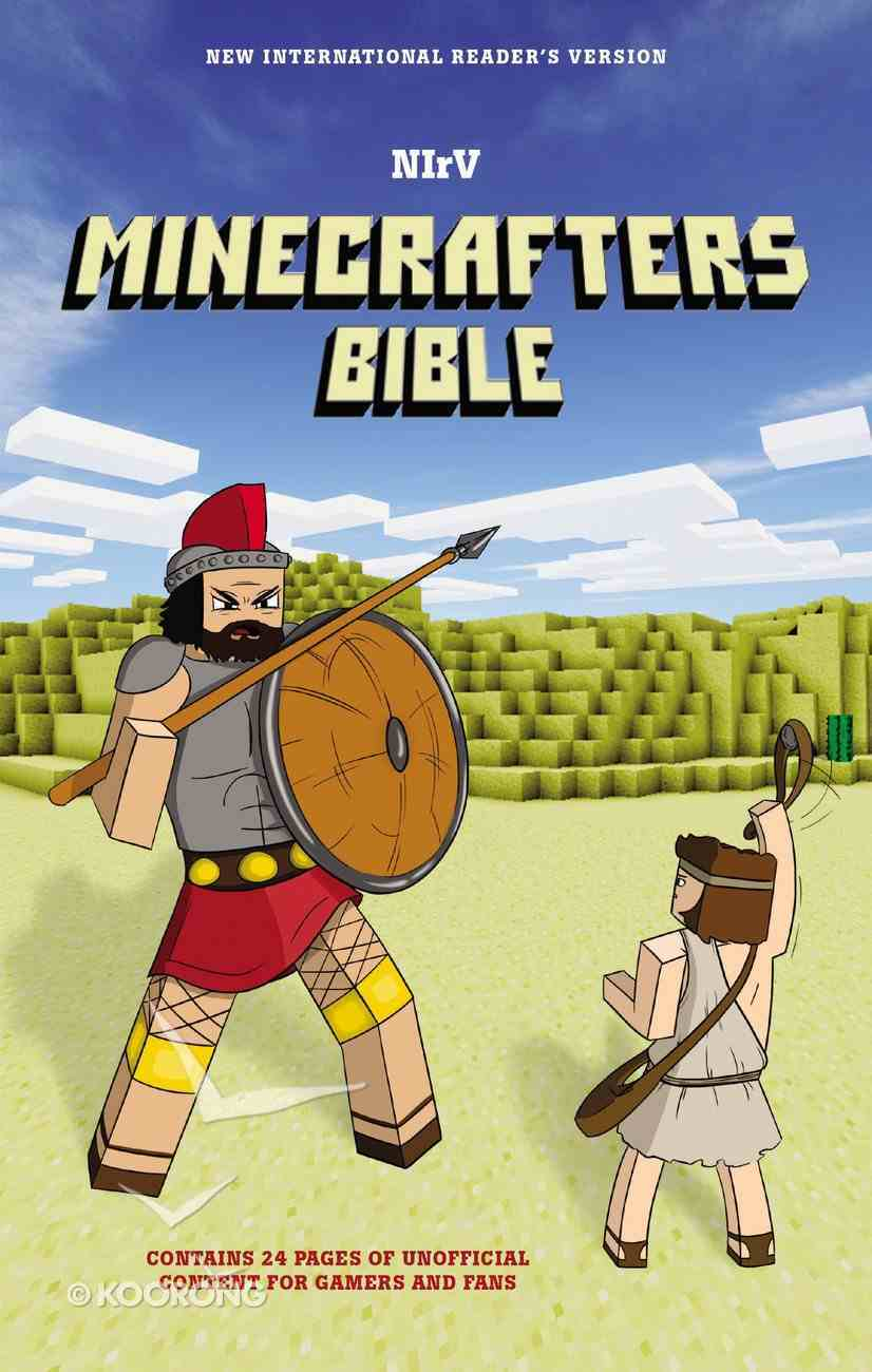 NIRV Minecrafters Bible eBook