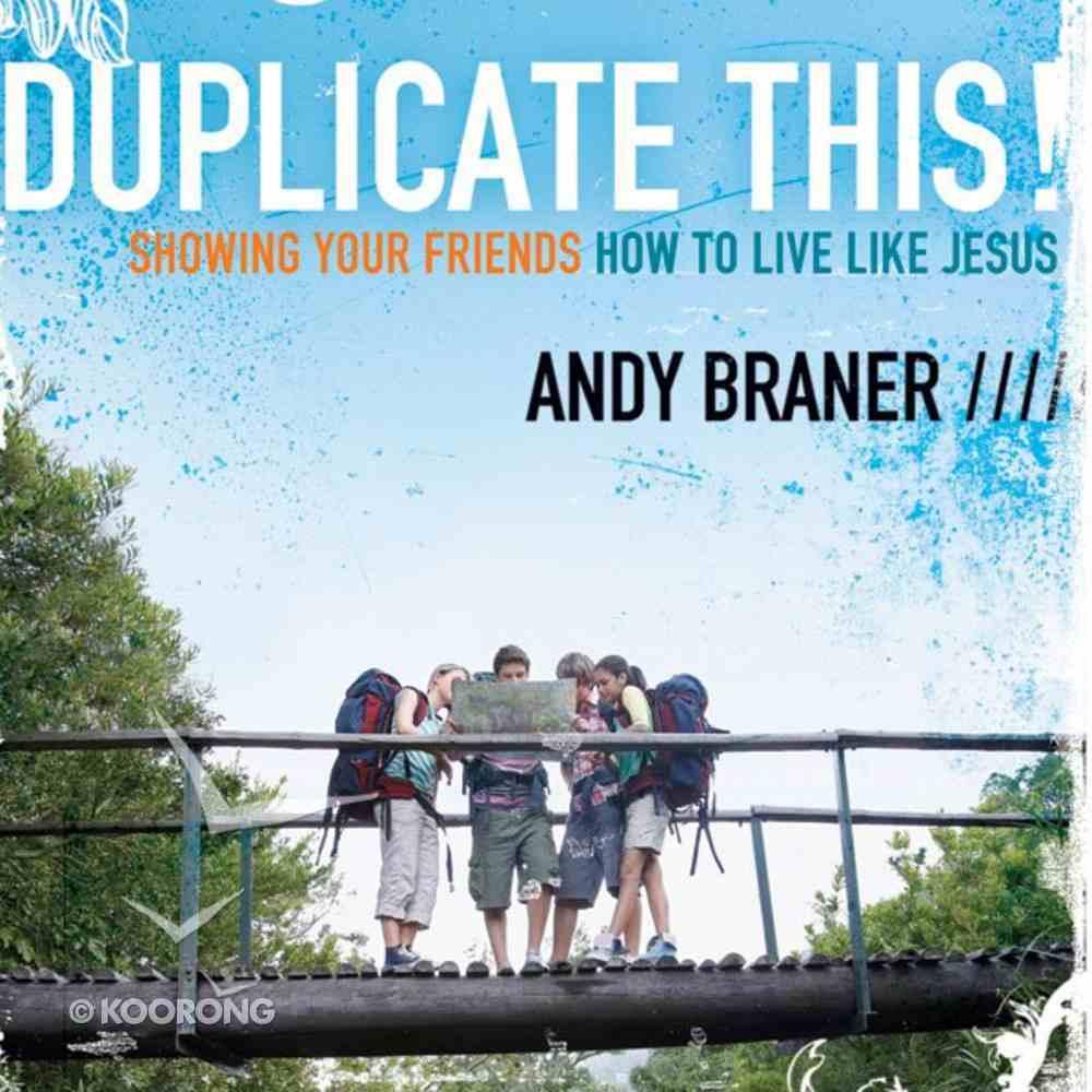 Duplicate This! eAudio Book