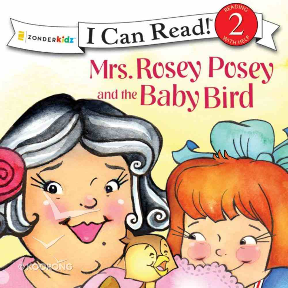 Mrs. Rosey Posey and the Baby Bird eAudio Book