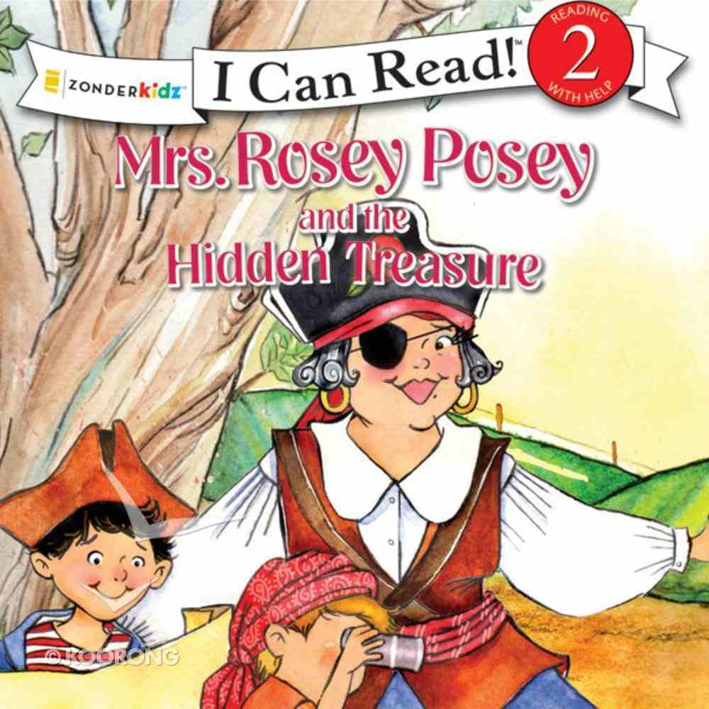 Mrs. Rosey Posey and the Hidden Treasure eAudio Book