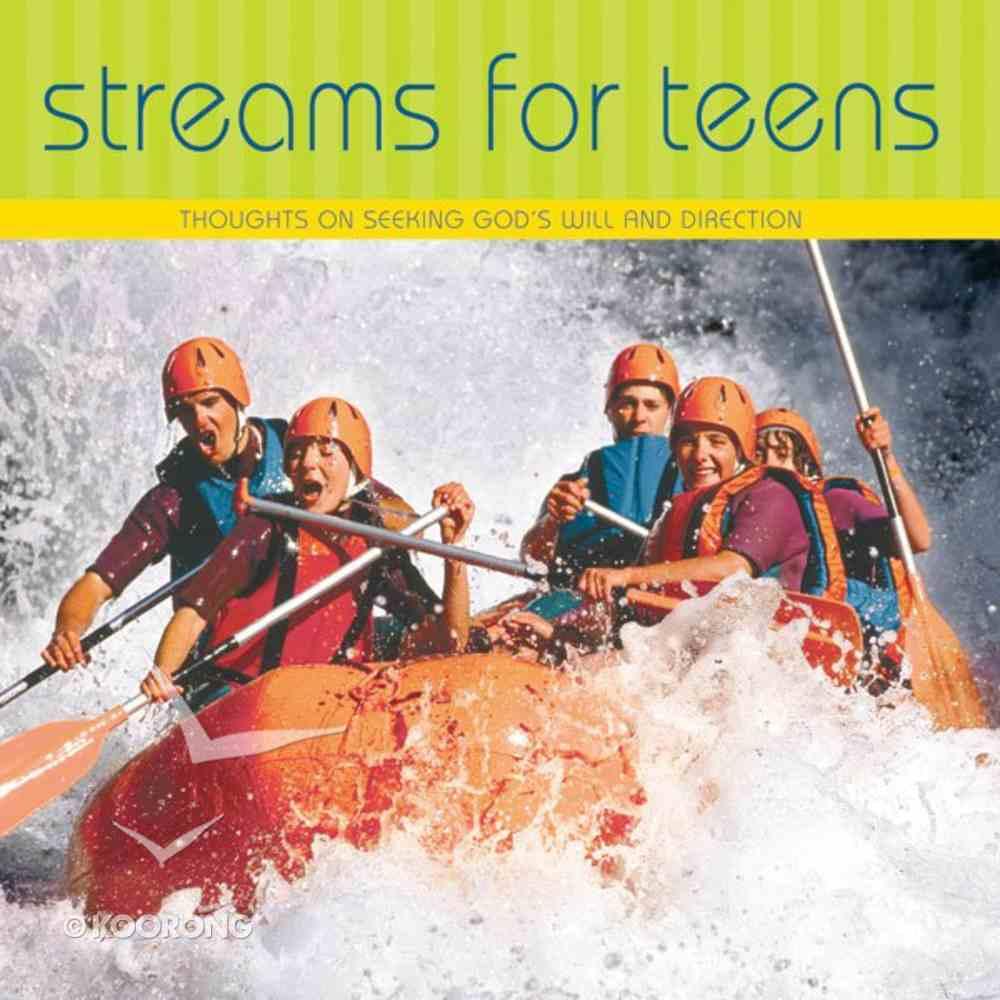 Streams For Teens eAudio Book