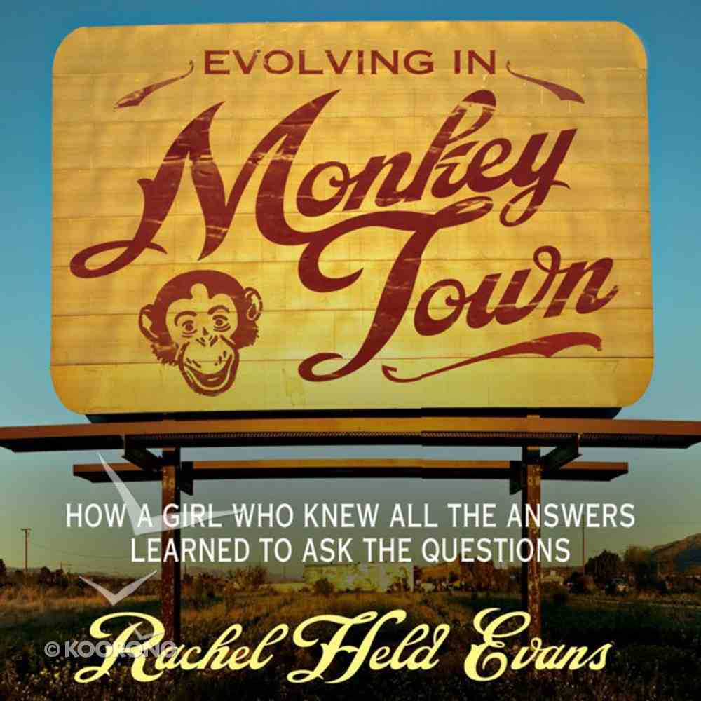 Evolving in Monkey Town eAudio Book