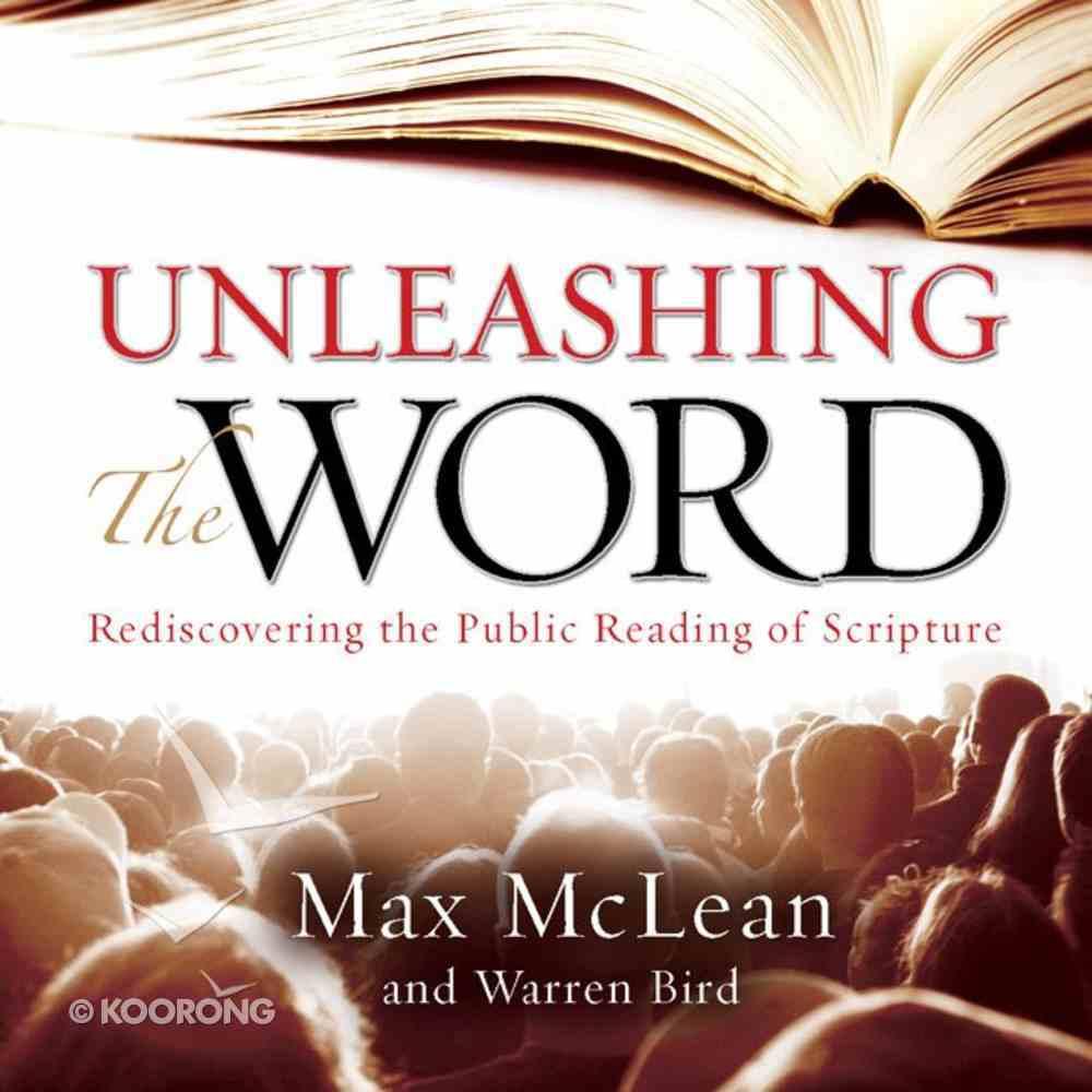 Unleashing the Word eAudio Book