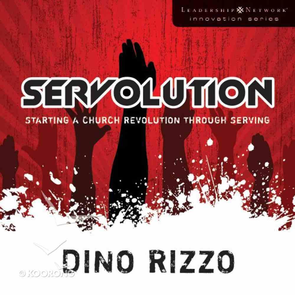 Servolution (Leadership Network Innovation Series) eAudio Book