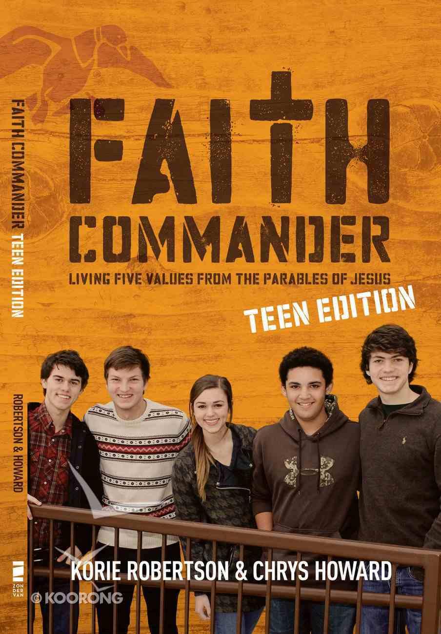 Faith Commander Teen Edition eBook