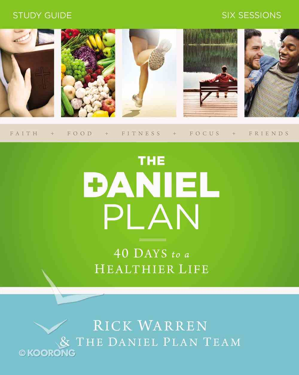The Daniel Plan Study Guide eBook