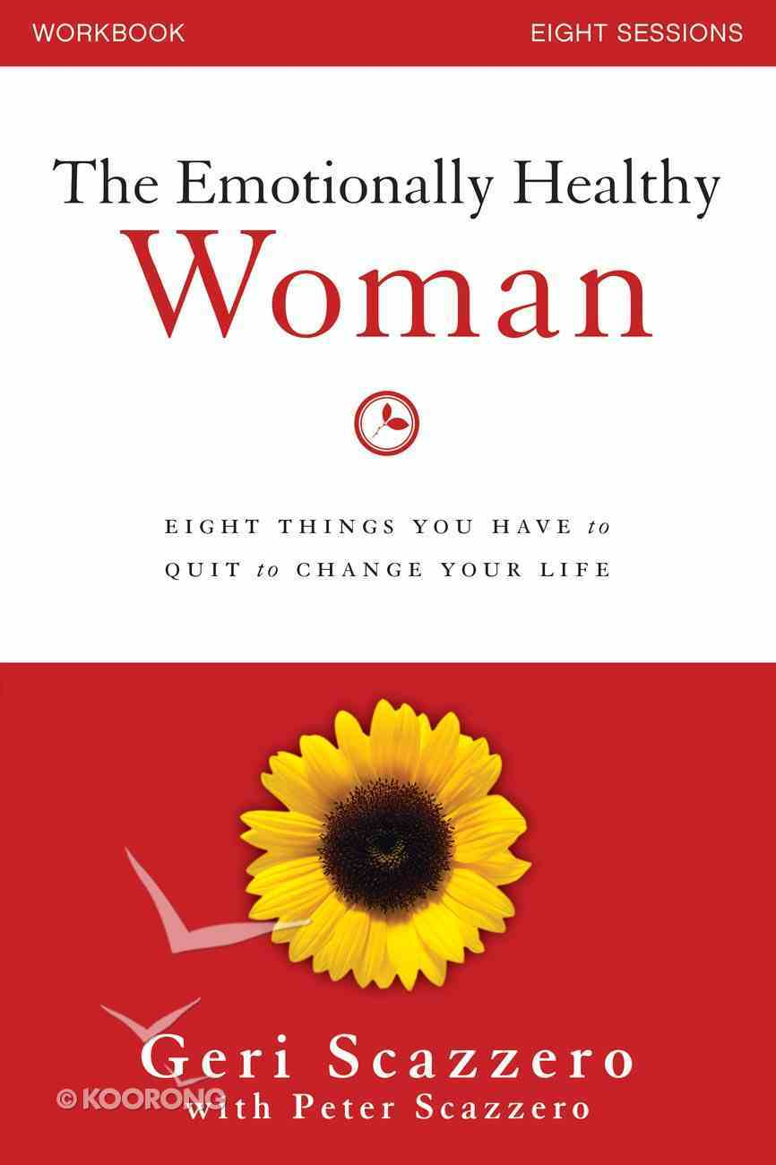 The Emotionally Healthy Woman Workbook eBook
