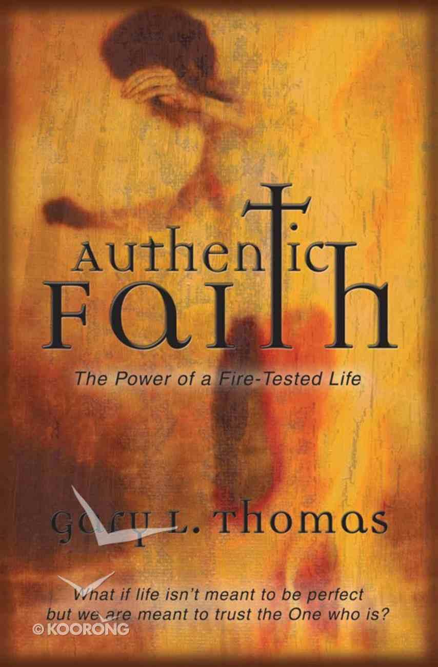 Authentic Faith eBook