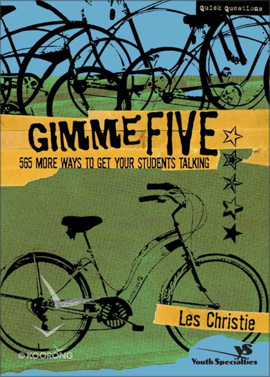 Gimme Five eBook