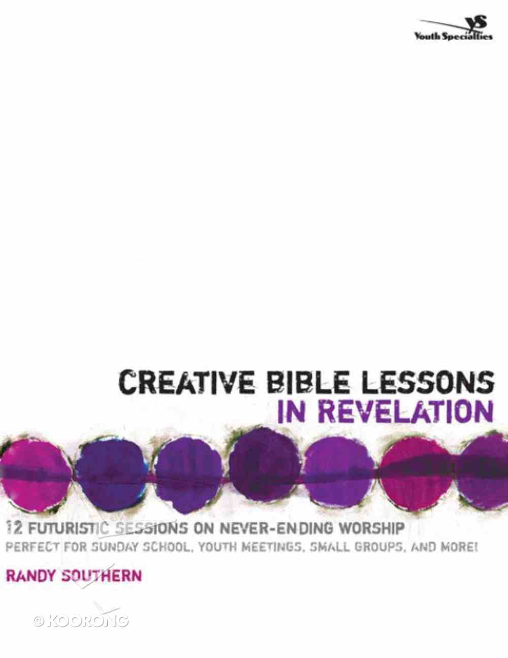 Creative Bible Lessons in Revelation eBook