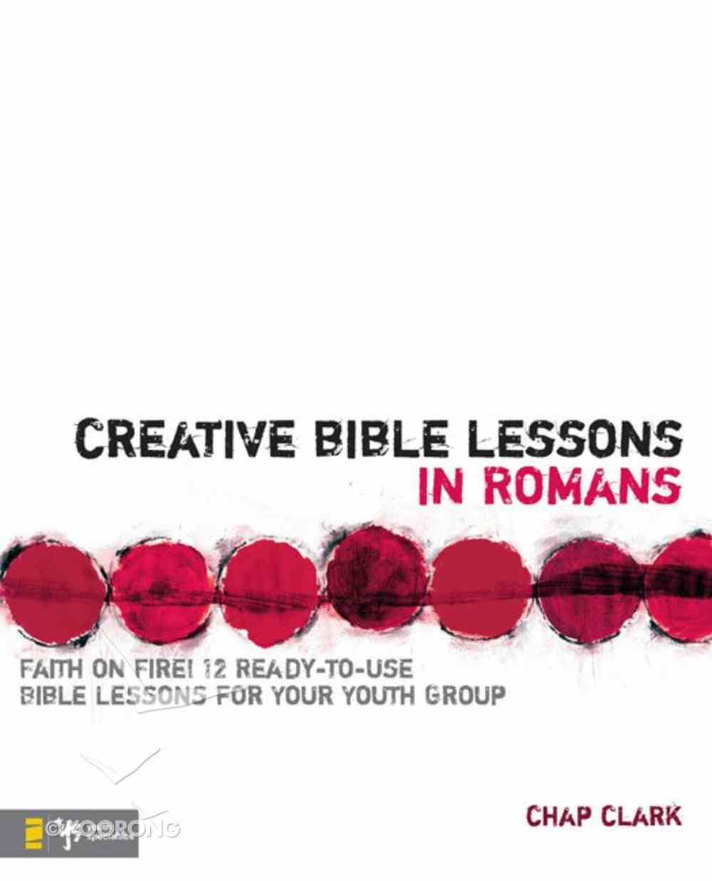 Creative Bible Lessons in Romans eBook