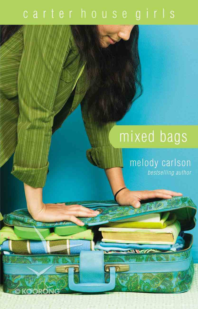 Mixed Bags (#01 in Carter House Girls Series) eBook