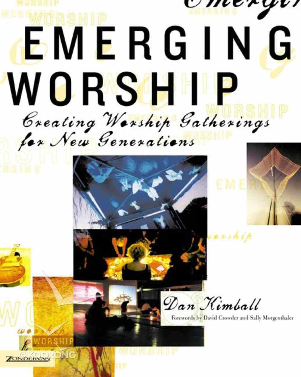 Emerging Worship eBook