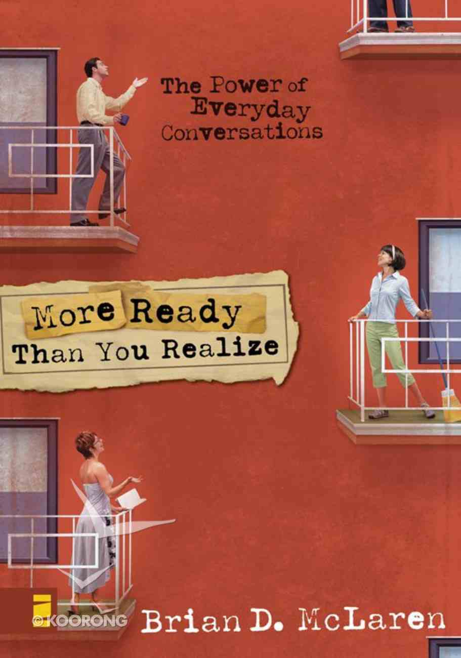 More Ready Than You Realize eBook