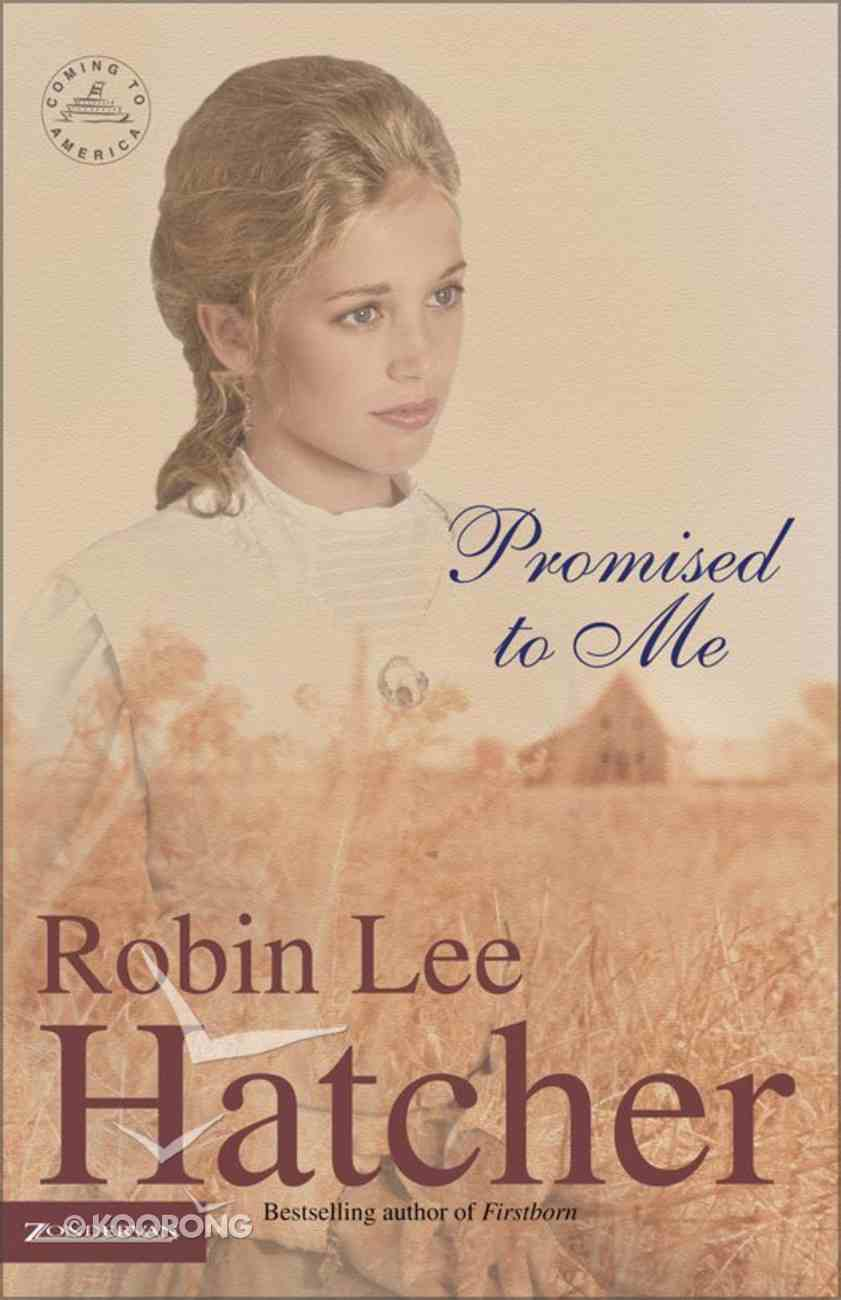 Promised to Me (#04 in Coming To America Series) eBook