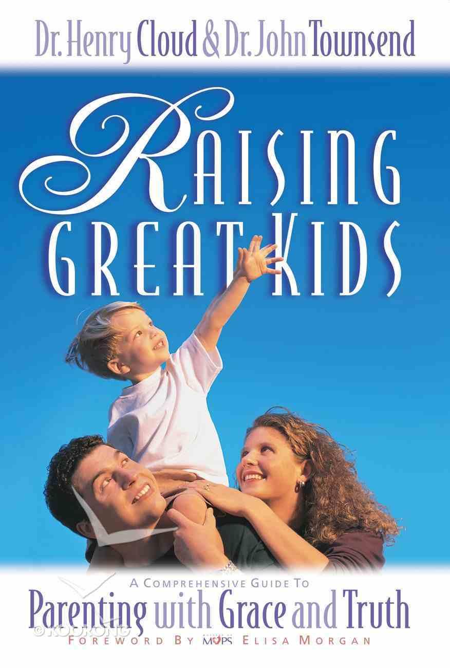 Raising Great Kids (Workbook) eBook
