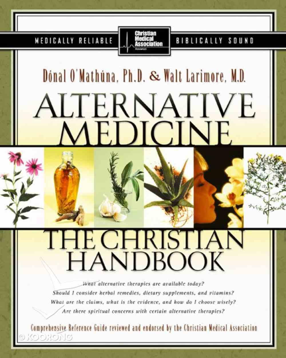 Alternative Medicine eBook