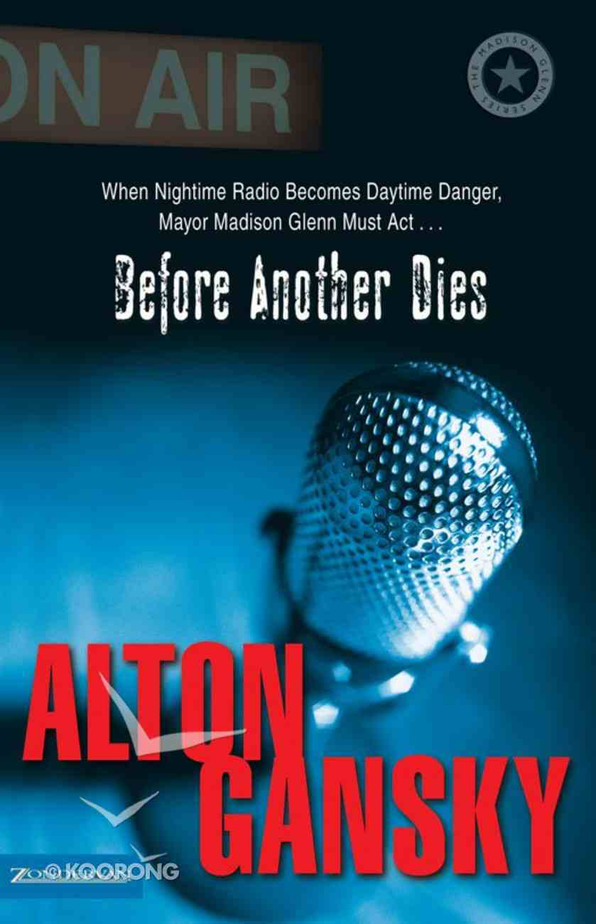 Before Another Dies (Madison Glenn Series) eBook