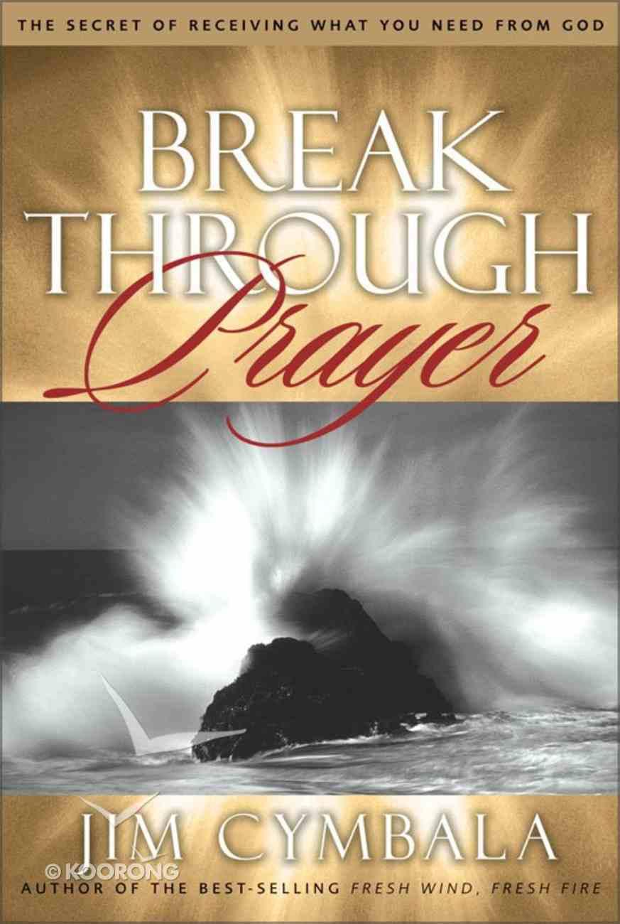 Breakthrough Prayer eBook