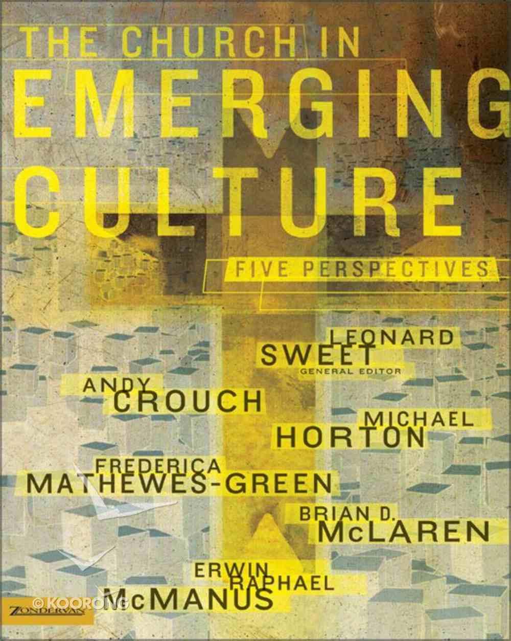 Church in Emerging Culture eBook
